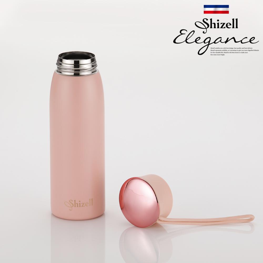 쉬젤 엘레강스 트윙클 텀블러 300ml-Pink